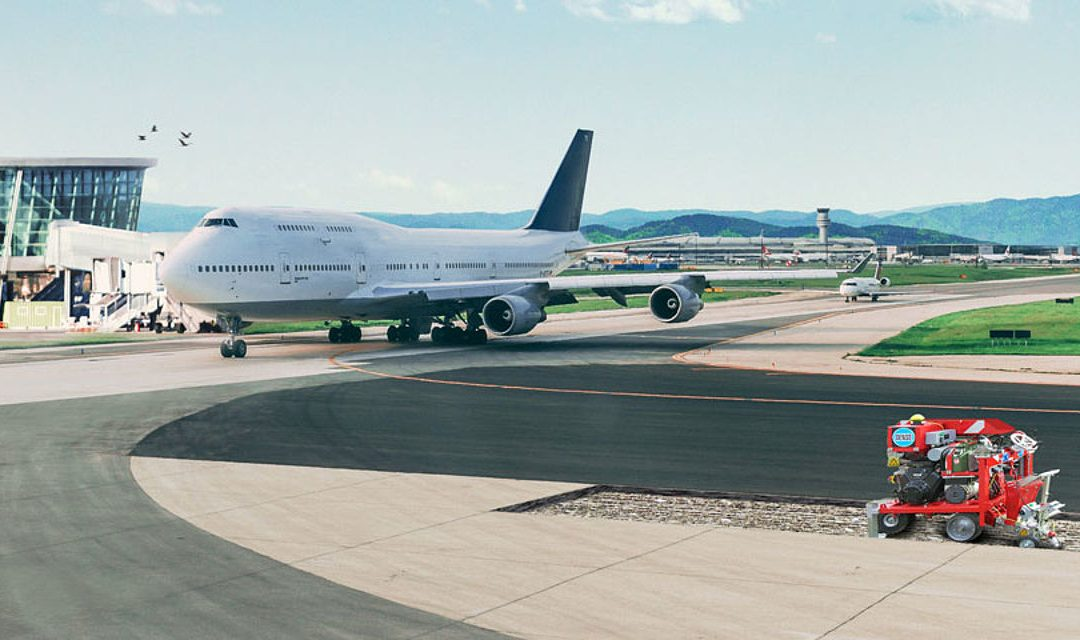 Runways are subject to extreme loads, bearing the weight of exceptionally heavy planes in quick succession.