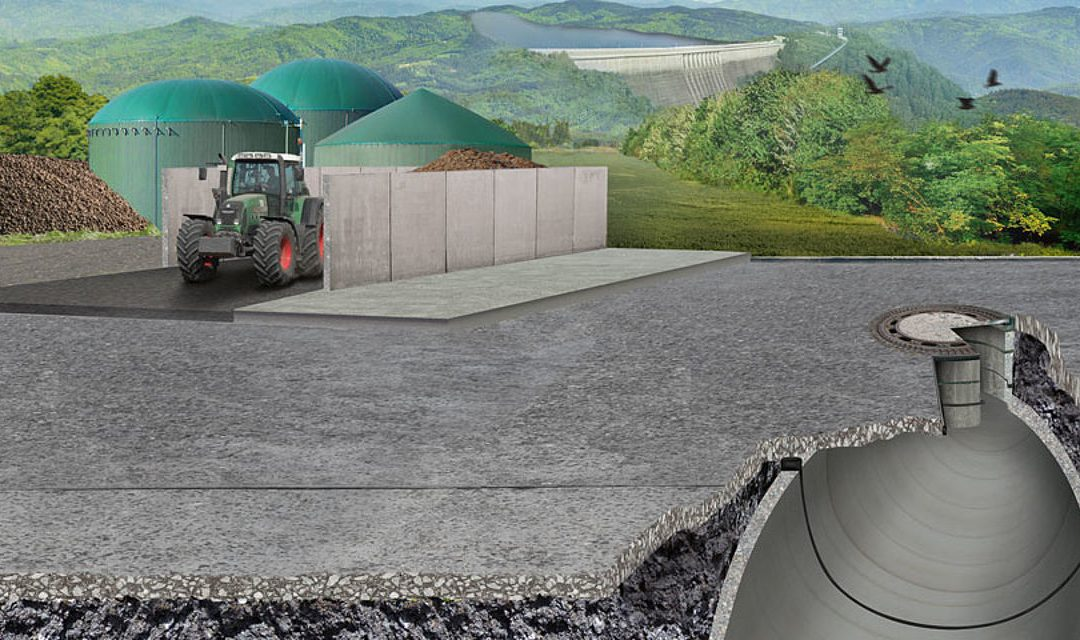 DEKOTEC GmbH works in a range of different industries, including sewers.